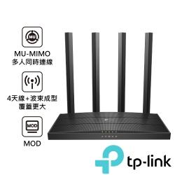 TP-Link Archer C80 AC1900 Gigabit 雙頻 WiFi無線網