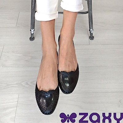 Zaxy 巴西 女 DARLING 平底鞋 黑