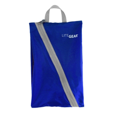Lite Gear - 輕便鞋袋 - 藍