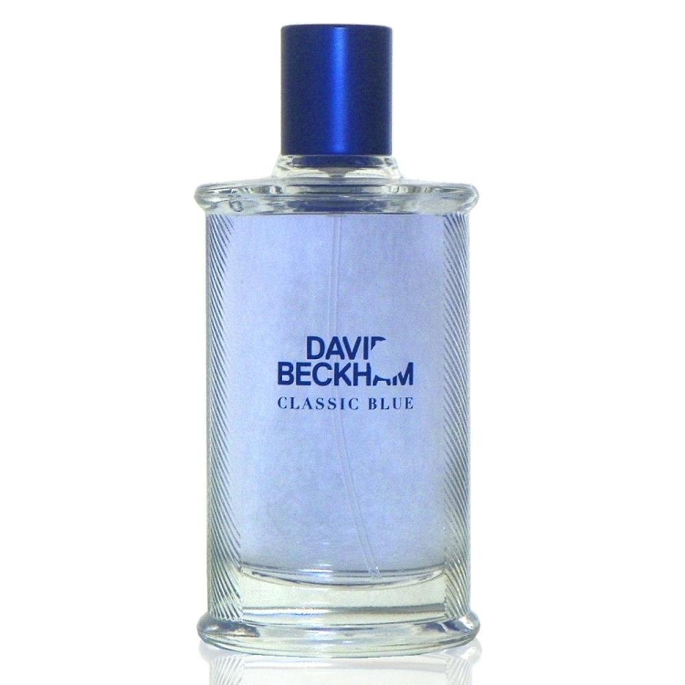 David Beckham Classic Blue 經典藍調淡香水 90ml