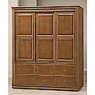 H&D 樟木色6X7衣櫥