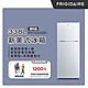 美國富及第Frigidaire 338L 1級省電 雙門冰箱 典雅白 FFET1222QW (福利品) product thumbnail 2