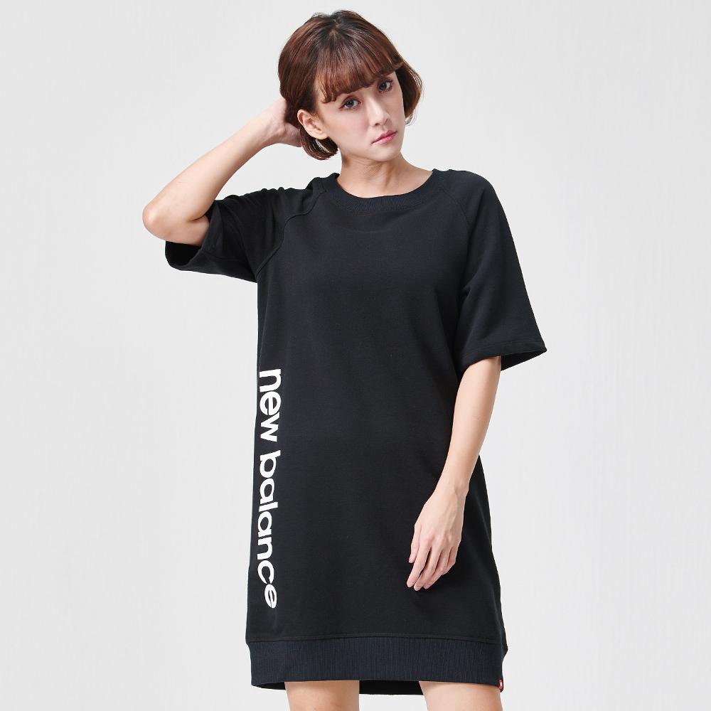 New Balance 迷彩系列洋裝_AWD91580BK_女_黑