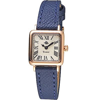 玫瑰錶Rosemont NS懷舊系列時尚腕錶(TNS013-RWR-gnv)