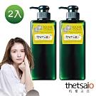 thetsaio 機植之丘 護髮止癢洗髮乳600ml(2入組)