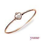 YUME 靈動系列-玫瑰甜心手環