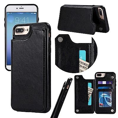 PKG For:Apple iPhone 6/6S Plus 皮套-精選插卡護套系列