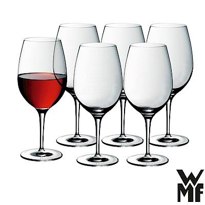 德國WMF Smart系列水晶玻璃波爾多紅酒杯650ml(6入組)