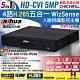 【CHICHIAU】Dahua大華 H.265 5MP 4路CVI 1080P五合一數位高清遠端監控錄影主機 (DH-XVR5104HS-I2) product thumbnail 1