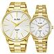 ALBA 雅柏 東京復古情侶手錶 對錶(AG8K80X5+AH7W36X5)-41+29mm product thumbnail 1