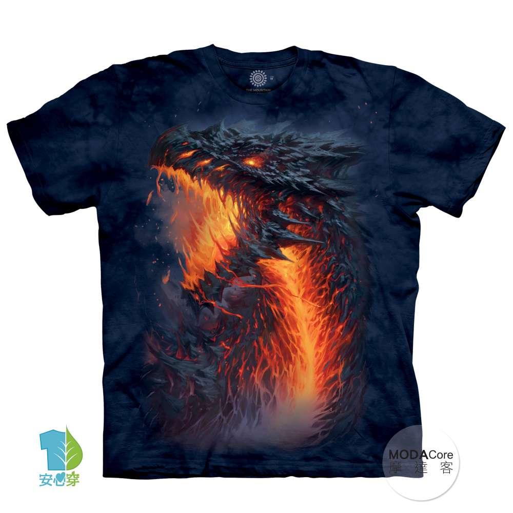 摩達客-美國進口The Mountain 拉瓦龍族 純棉環保藝術中性短袖T恤 @ Y!購物