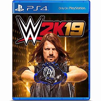 WWE 2K19 豪華版 (英文版)
