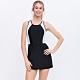 澳洲Sunseeker泳裝運動款後拉鍊連身洋裝泳衣8180066WHI product thumbnail 1