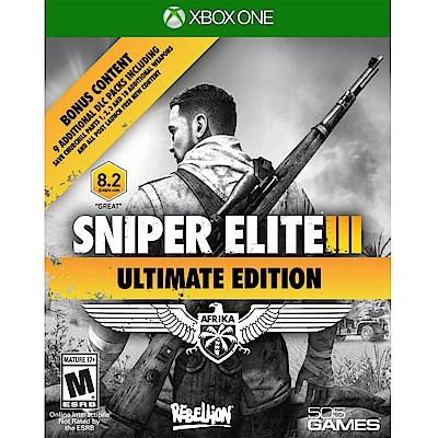 狙擊之神 3 終極版 Sniper Elite 3-XBOX ONE英文美版