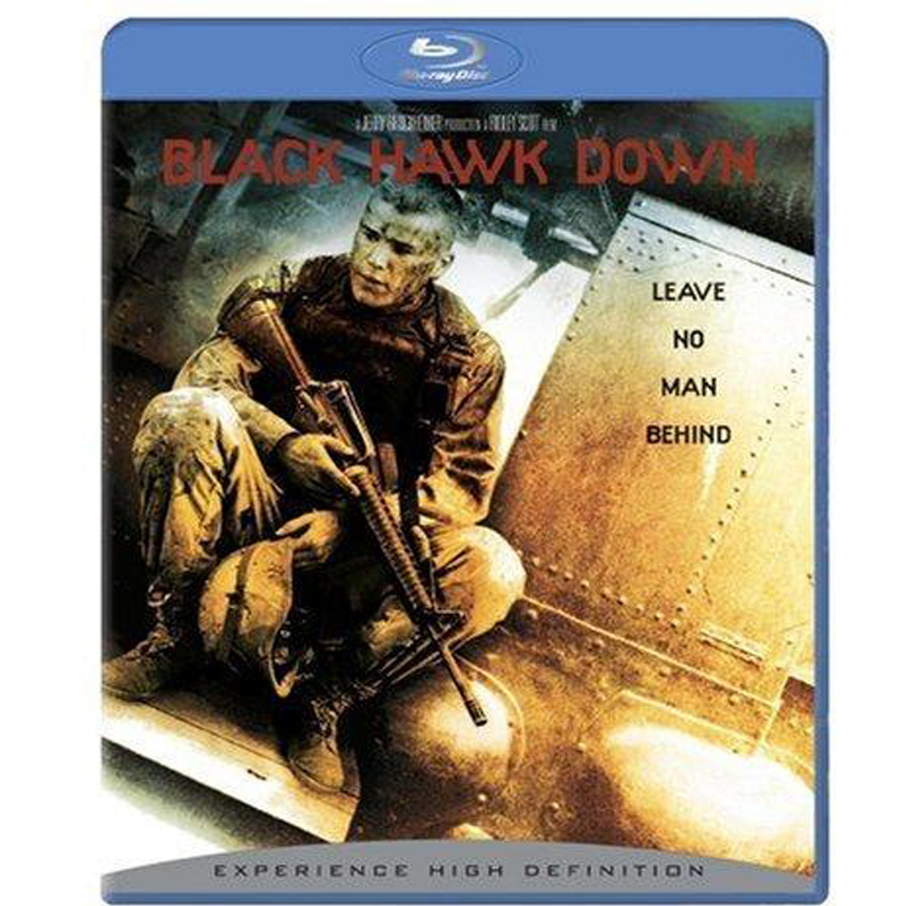 黑鷹計畫 BLACK HAWK DOWN  藍光  BD