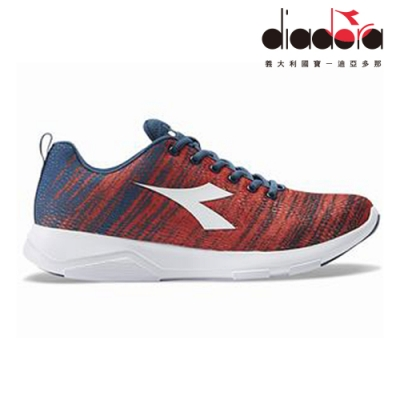 Diadora X RUN LIGHT 3 男慢跑鞋 紅