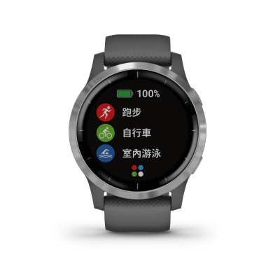 GARMIN vivoactive 4 GPS 智慧腕錶 血氧監測