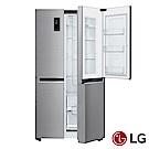 LG樂金 821L 變頻WiFi門中門電冰箱 GR-DL88SV 銀色