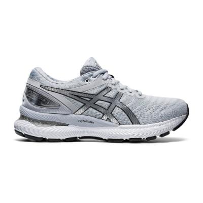 ASICS GEL-NIMBUS 22 PLATINUM 跑鞋 女 1012A664-020