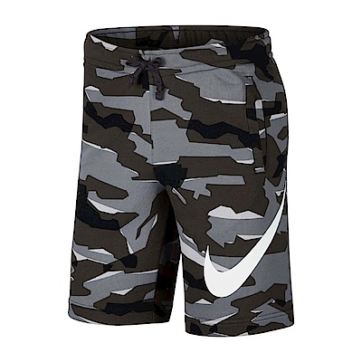 Nike 短褲 Sportswear Camo Short 男款