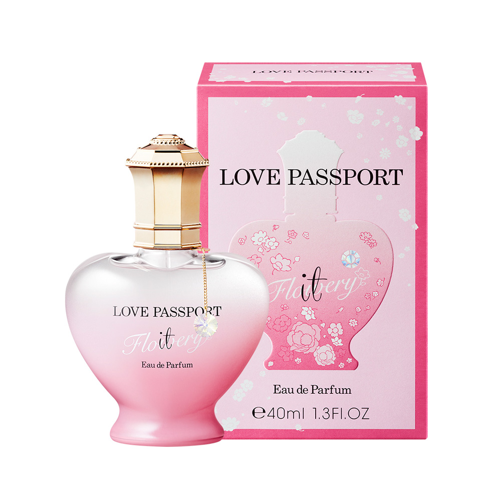 Love Passport 幸福花束淡香精40ml