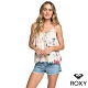 【ROXY】FLORAL SLOW 上衣 米色 product thumbnail 1