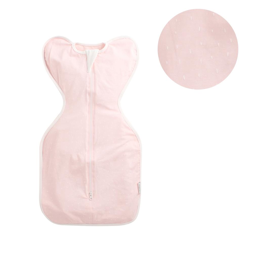 Baby童衣 蝴蝶形包巾 新生兒安撫睡袋 21215 product image 1
