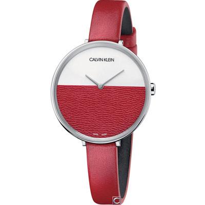 Calvin Klein K7A rise 晨曦系列 時尚腕錶(K7A231UP)38mm