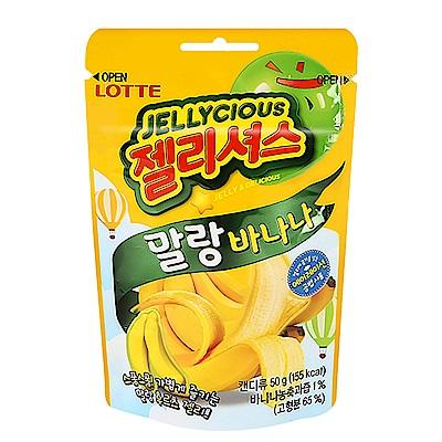 Lotte樂天 香蕉Q糖(50g)