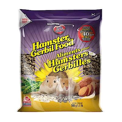 Little Friends小動物主食倉鼠沙鼠主食飼料500g