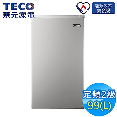 TECO東元 99L 2級定頻單門電冰箱 R1092N