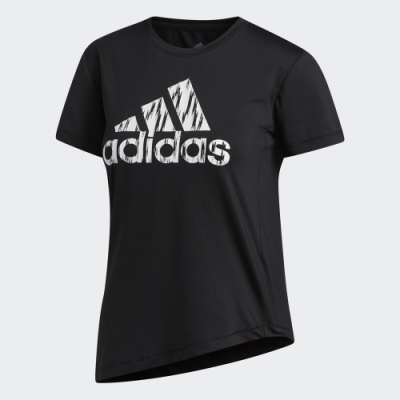 adidas BADGE OF SPORT 短袖上衣 女 FL2287