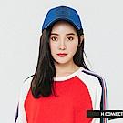 H:CONNECT 韓國品牌 -活力圖樣棒球帽-藍