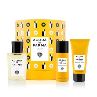 ACQUA DI PARMA 克羅尼亞聖誕香水禮盒