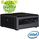 Intel 雙碟迷你電腦 NUC i3-10110U/8G/256SSD+1TB/W10 product thumbnail 1
