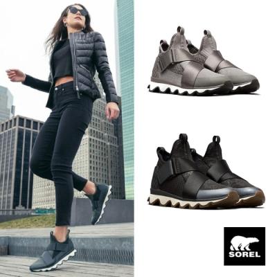 [時時樂限定價] SOREL-KINETIC 女款休閒鞋(兩色可選)