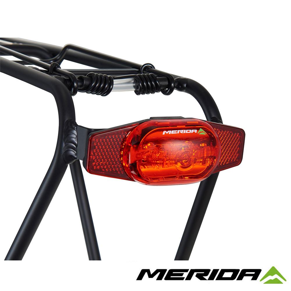 《MERIDA》美利達 自行車後貨架車燈 2128002017