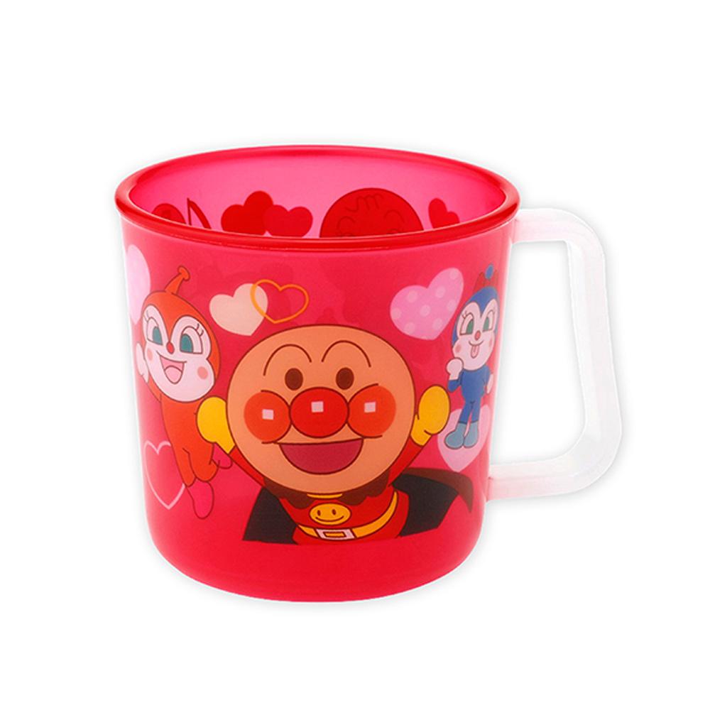 ANPANMAN 麵包超人-AN麵包超人單耳水杯210ml(紅)