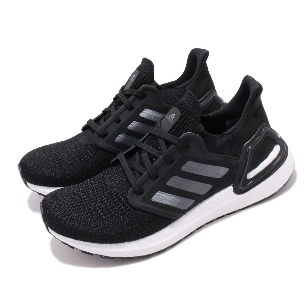 adidas 慢跑鞋 UltraBOOST 20 W 襪套 女鞋