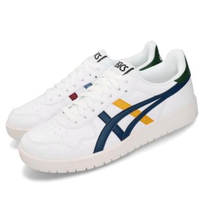 Asics 休閒鞋 Japan S 低筒 皮革 男鞋