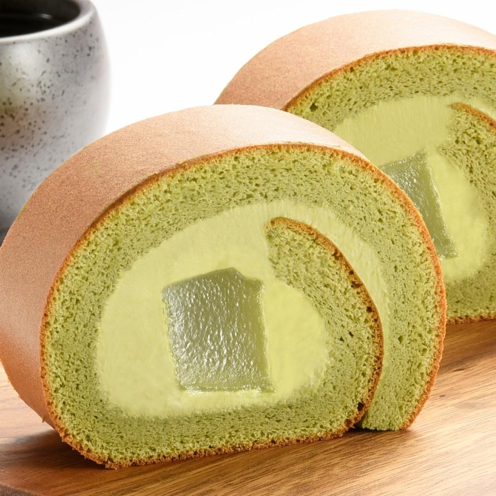 (滿10件)亞尼克生乳捲 抹茶蕨餅
