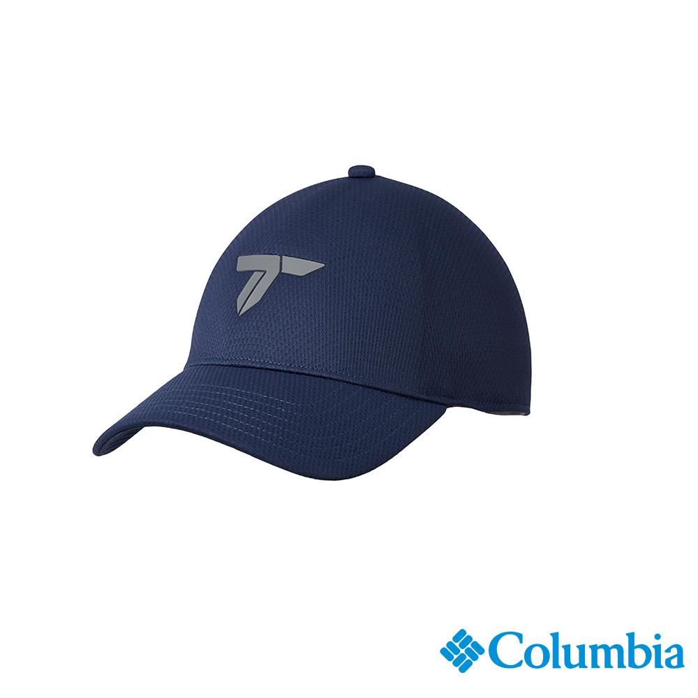 Columbia 哥倫比亞 中性-鈦 棒球帽-深藍 UCU01240NY