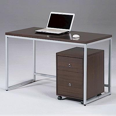 AS-蓋瑞4尺書桌-120x60x76cm(不含活動櫃)