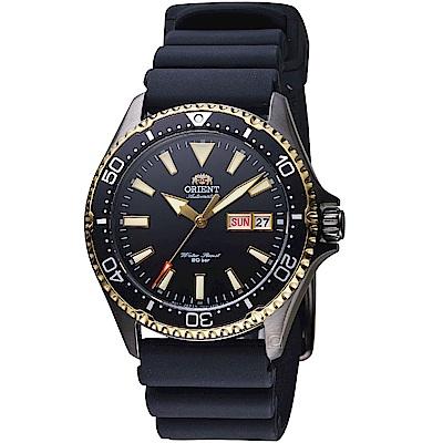 ORIENT東方錶 200米運動潛水錶(RA-AA0005B)-黑