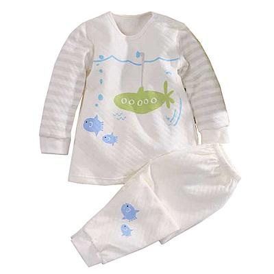 三層棉印花居家套裝 k60930 魔法Baby