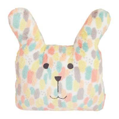 CRAFTHOLIC 宇宙人 彩色塗鴉兔大靠枕