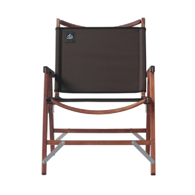 BLACK DESIGN 武8 復美風格 紫禪褐 武椅Nature Style High Chair