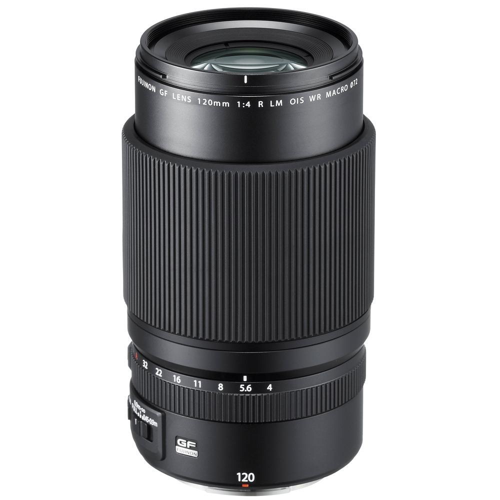 FUJIFILM GF 120mmF4 R LM OIS WR Macro 鏡頭(公司貨)