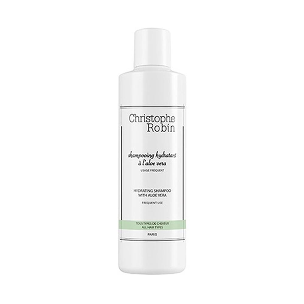 Christophe Robin 蘆薈保濕修護洗髮露250ml