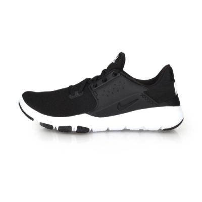 NIKE FLEX CONTROL TR3 男慢跑鞋-路跑 黑白